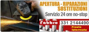 Pronto intervento Fabbro Rubiera
