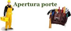 Apertura porte Reggio Emilia